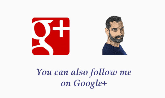 Follow Eduardo Suastegui at Google Plus, Google+