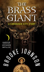 The Brass Giant, by Brooke Johnson, reviewed by Eduardo Suastegui