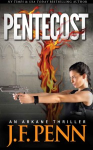 Pentecost by J.F. Penn, book review by Eduardo Suastegui