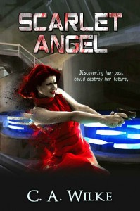Scarlet Angel, by C.A. Wilke, review by Eduardo Suastegui