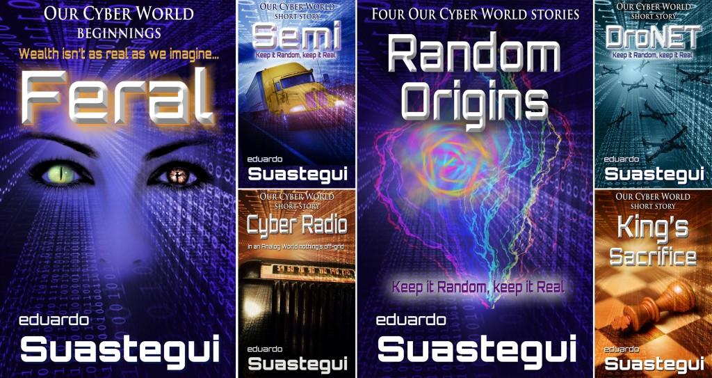 Feral And Random Origins Coming Soon By Eduardo Suastegui