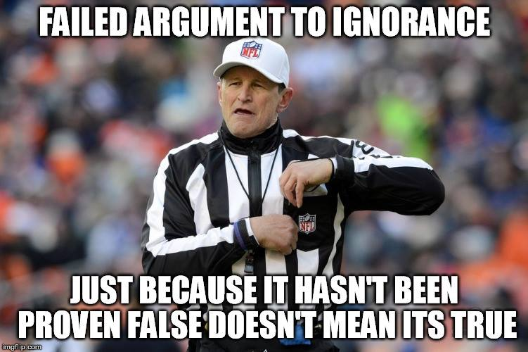 argument+to+ignorance