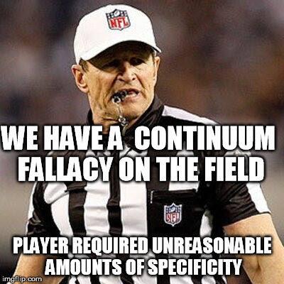 continuum+fallacy