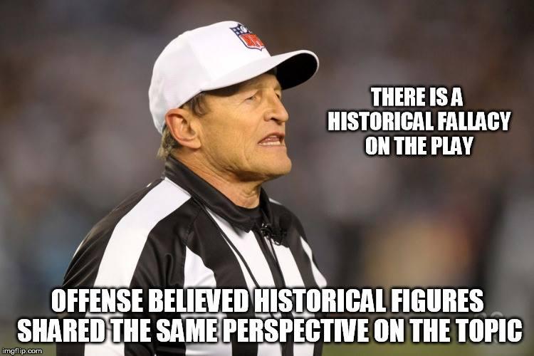 historical+fallacy