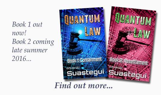 Quantum Law, by Eduardo Suastegui